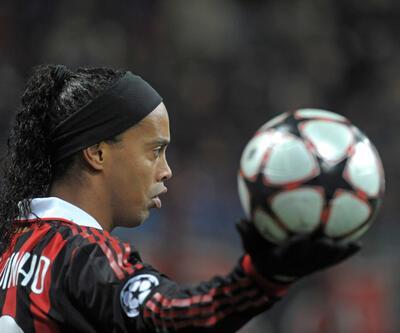 Ronaldinho'ya haciz şoku