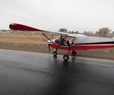 ABD'de uçak çalan gençlerin yolculuğu kısa sürdü