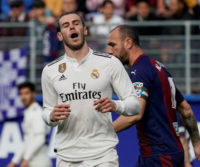 Real Madrid dağıldı