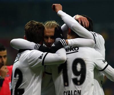 Beşiktaş taraftarını mest eden isim