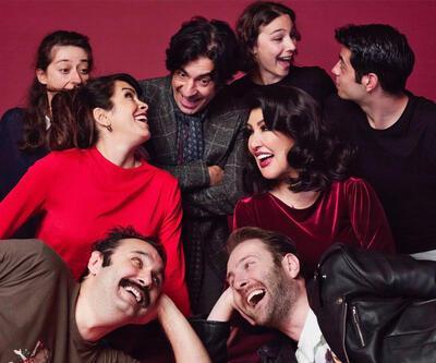 'Gazino Dev Kadro', Dada Salon Kabarett'de başlıyor