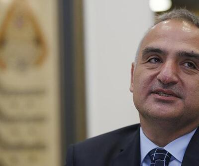 """Bakan Ersoy'dan Uzak Doğu'ya """"tanıtım"""" çıkarması"""