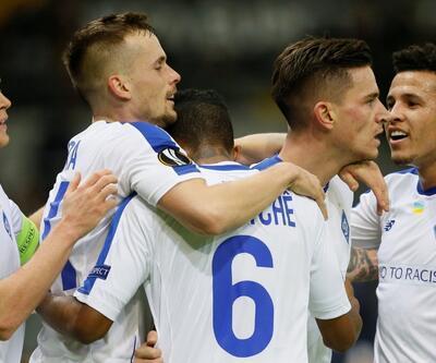 Dinamo Kiev üst tura kalmayı garantiledi