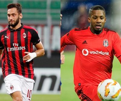 Lens ve Hakan Çalhanoğlu Avrupa Ligi'nde haftanın takımına seçildi