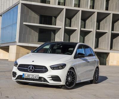 """Mercedes'in sportif aile aracı :""""B serisi"""""""