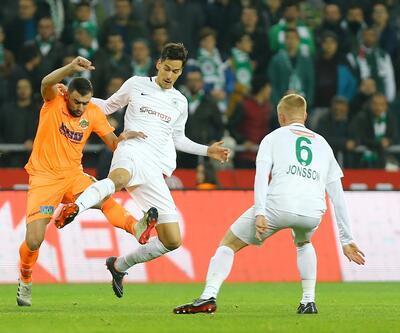 Atiker Konyaspor 2-0 Aytemiz Alanyaspor / Maç Özeti