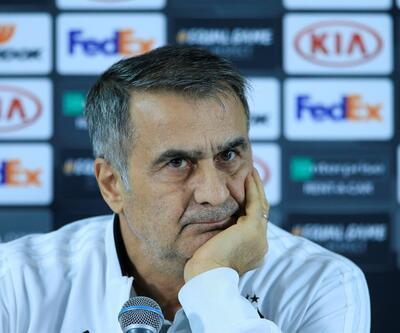 Beşiktaş'ın Galatasaray maçı muhtemel 11'i
