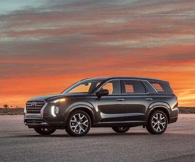 """Hyundai'den lüks SUV:"""" Palisade"""""""