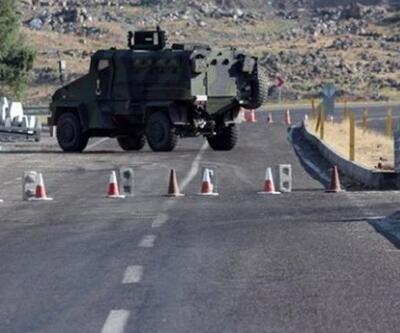 Bitlis Hizan'da sokağa çıkma yasağı