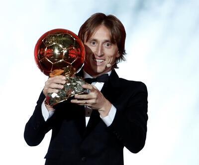Ballon D'Or ödülünü kazanan belli oldu