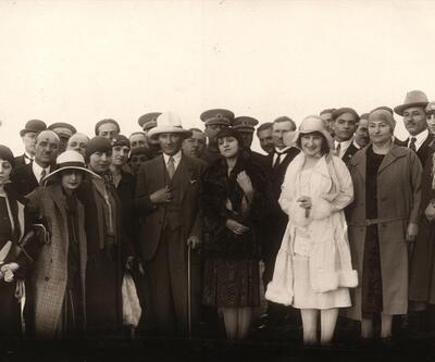 Genelkurmay arşivlerinden Türk kadını fotoğrafları