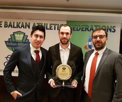 Ramil Guliyev 'Yılın Erkek Atleti' seçildi