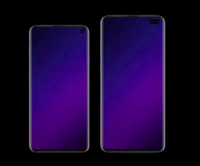 Galaxy S10 ailesinin ekran boyutları sızdırıldı