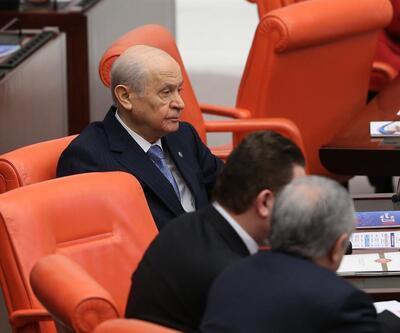 Bütçe görüşmeleri başladı! Meclis'e ilk gelen genel başkan Bahçeli oldu