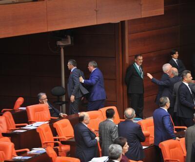 İYİ Partili vekile Meclis'ten geçici çıkarma cezası