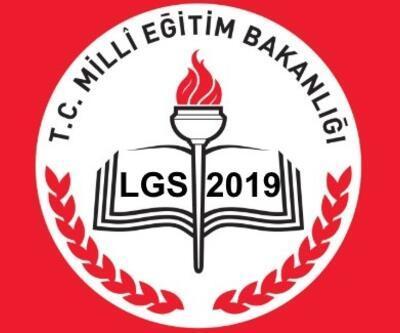 2019 LGS sınavı ne zaman? MEB LGS 'Ekim-Kasım' örnek soruları yayımlandı