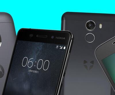 2018'in en iyi giriş segment akıllı telefonları