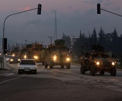 TSK'dan Suriye sınırına askeri sevkiyat