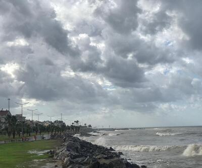 Şiddetli fırtınada bot alabora oldu