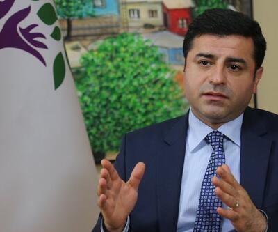 Selahattin Demirtaş'ın reddi hakim talebi reddedildi