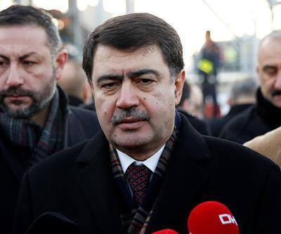 Ankara Valisi'nden tren kazası açıklaması