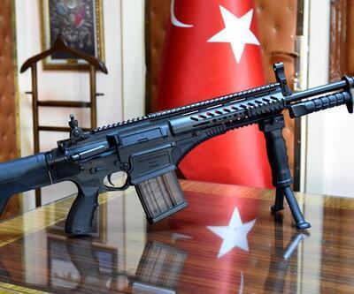 Milli piyade tüfeği 'MPT-76' asker ve polisin gücüne güç kattı