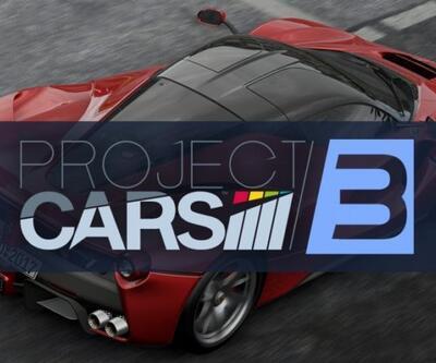 Project Cars 3'ten ilk haber geldi