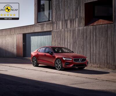 Yeni Volvo'lara 5 yıldız