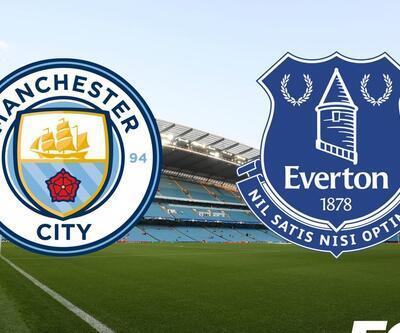 Manchester City - Everton maçı saat kaçta hangi kanalda?