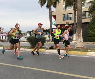 Uluslararası Mersin Maratonu sona erdi