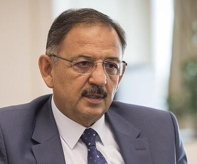 AK Parti Ankara Büyükşehir Belediye Başkan adayı Özhaseki'den açıklamalar