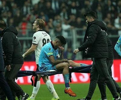 Trabzonspor'a Sosa ve Toure'den çok kötü haber