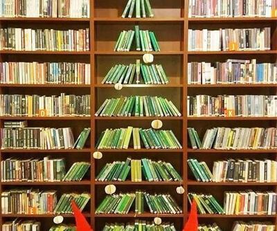 Noel ağaçlarını başka bir seviyeye taşıdılar