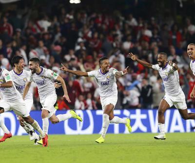 FIFA Kulüpler Dünya Kupası'nın ilk finalisti belli oldu