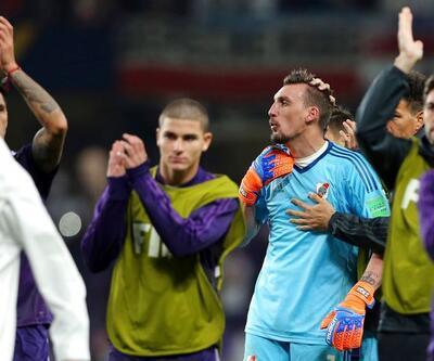 River Plate finale kalamadı