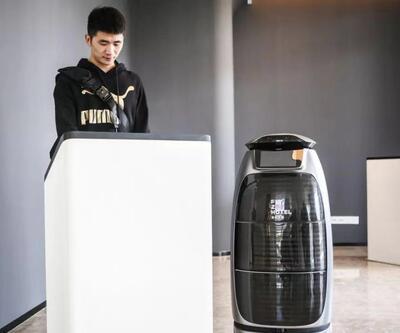 Dünyanın ilk 'yapay zeka' oteli açıldı