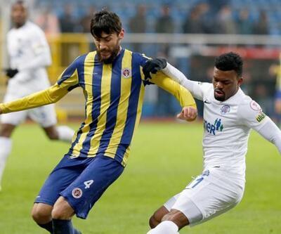 Kasımpaşa'dan 4 gollü zafer