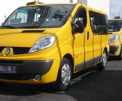 İstanbul'da ticari araçların tavan ve yanlarına plakası yazılacak