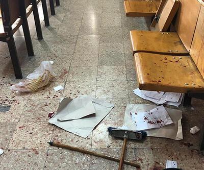 Ankara Adliyesi'nde duruşma salonunda kavga: 8 yaralı
