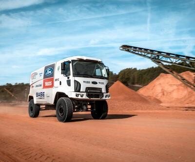 Yerli kamyon Dakar'da yarışacak
