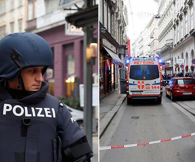 Viyana'da silah sesleri!