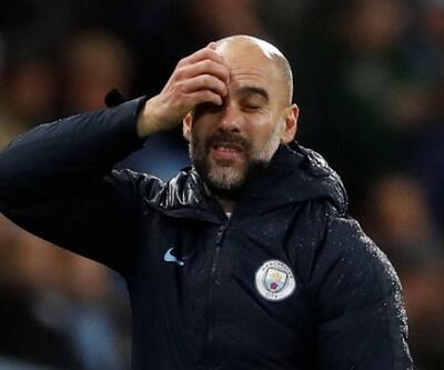 Manchester City evinde Crystal Palace'a yenildi