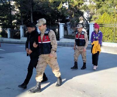Kendilerini jandarma olarak tanıtan dolandırıcılar yakalandı