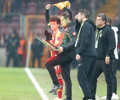 Tribünler ayağa kalktı, Galatasaray tarihine geçti