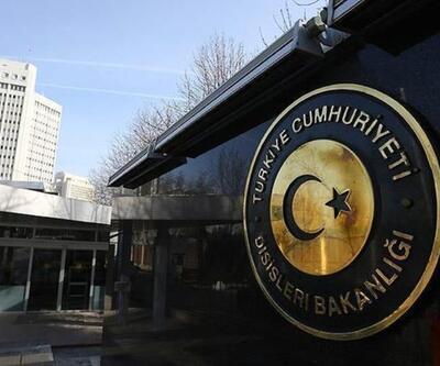 Dışişleri Bakanlığı, Telafer'deki bombalı saldırıyı kınadı