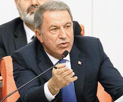 Son dakika: Bakan Akar'dan CHP'li Özel'e tazminat davası
