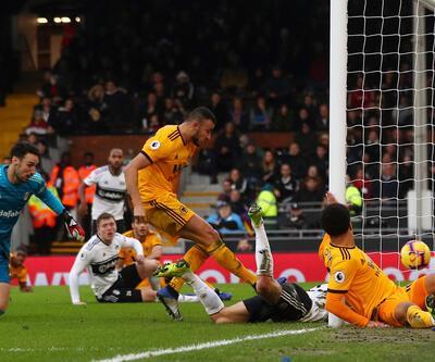 Boxing Day'de Fulham ile Wolves beraberlikle yetindi