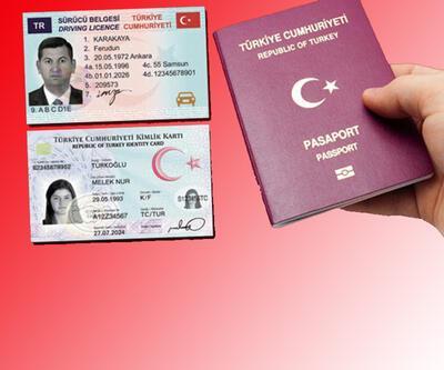 Pasaport, ehliyet bedellerinde artış ne kadar olacak?