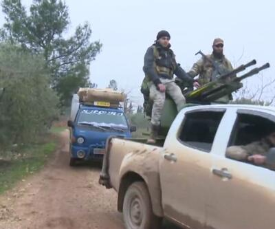 İşte Özgür Suriye Ordusu'nun mevzileri