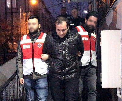 Sahte polis adliyede iş takibi yaparken yakalandı